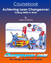 Achieving Lean Changeover Coursebook